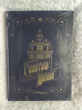 Livre Collector book PHANTOM MANOR décryptée Disneyland Paris neuf New  FR/EN
