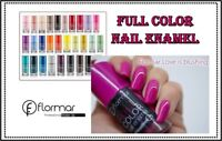 FULL COLOR Nail Enamel by FLORMAR Different Shades Perfect Coverage