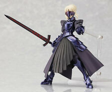 Fate Stay Night balck Saber Action Figure figma 072 Toy Doll Model Collection