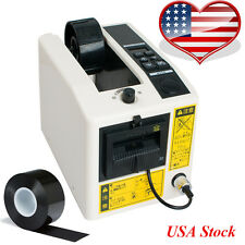 Electric AC110V Automatic Tape Dispensers Adhesive Tape Cutter Packaging Machine