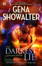 The Darkest Lie (Lords of the Underworld) by Gena Showalter