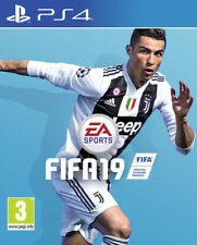 PS4 FIFA 19    Disponibile