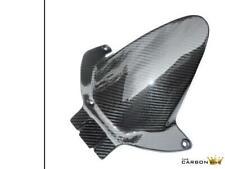 Honda CBR600RR 2007-17 Carbone Arrière Garde Boue En Sergé Vernis Tissage Fibre