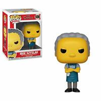 The Simpsons Moe Szyslak POP! Television #500 Vinyl Figur Funko