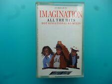 "IMAGINATION  "" ALL THE HITS - HOT SENSATIONAL RE-MIXES ""  CASSETTE"