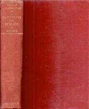 1953 ALEXANDER POPE POETRY IMITATIONS OF HORACE JOHN DONNE UK