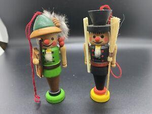 Steinbach Nutcracker Ornament Figurines