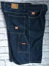 eckō unltd Shorts 44 Blue Denim Men's W48.5 L14.5 Jeans Rhino Carpenter Utility
