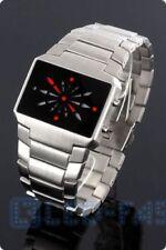 Jay Baxter Navigator LED Herren-Armbanduhr