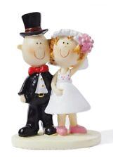 Hochzeitspaar 100mm Tischdeko Tafeldekoration Brautpaar