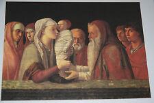 Italian Art Postcard: Giovanni Bellini, Jesus - Querini Stampalia,Venice