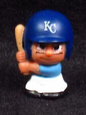 """MLB TEENYMATES ~ 1"""" Batter Figure ~ Series 1 ~ Royals ~ Minifigure"""