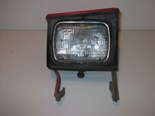 1989 CHRYSLER CONQUEST RIGHT HEAD LIGHT HOUSING STARION