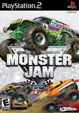 Monster Jam -  Playstation 2 PS2 video game COMPLETE CIB free shipping!