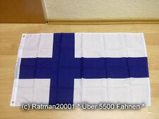 Fahnen Flagge Finnland - 60 x 90 cm