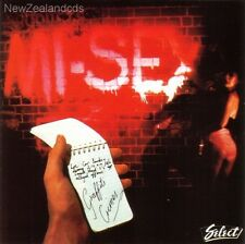 MI-SEX Misex Graffiti Crimes 1979 cd with Computer Games -New Zealand New Wave!