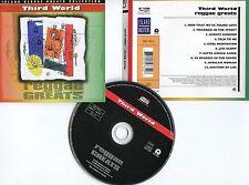 "THIRD WORLD ""Reggae greats"" (CD) 1997"