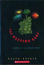 The Westing Game by Ellen Raskin (2002, Paperback) *BRAND NEW*