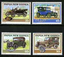 Papua New Guinea   1994   Scott # 841-844    Mint Never Hinged Set