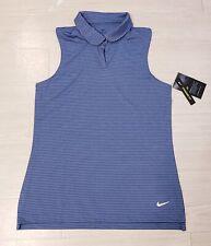 Nike Golf Women's Dri-FIT Sleeveless Polo Shirt Size S