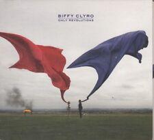 BIFFY CLYRO - only revolutions CD