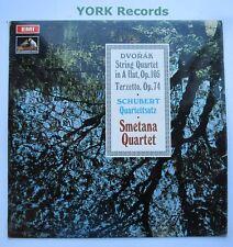 ASD 2402 - DVORAK / SCHUBERT Quartets THE SMETENA QUARTET - Ex Con LP Record