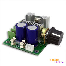 12V-40V PWM DC Motor Speed Control 10A Pulse Width Modulation Switch Governor