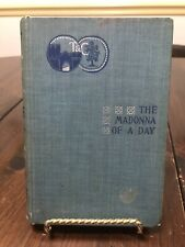 The Madonna Of A Day By L.Dougall 1895, Decorative Old Book