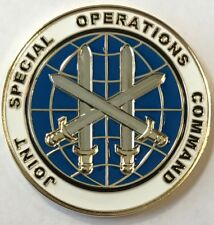 USSOCOM, Joint Special Operations Command JSOC Challenge Coin
