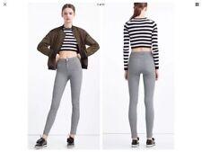 Zara High Regular Jeans Jeggings, Stretch for Women
