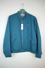 Lacoste Blue Harrington Bomber Jacket size 62 - 2XL/3XL  RRP £240