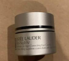 ESTEE LAUDER RE-NUTRIV ULTIMATE Lift Age-Correcting EYE Creme .24 oz./7ml NO BOX