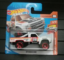 Hot Wheels 87 Dodge D100 HW Hot Trucks 9/10 1:64 275/365 2018 Mattel