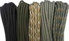 Paracord Pack - 5 Different Colors 100 Feet Total - USA Made