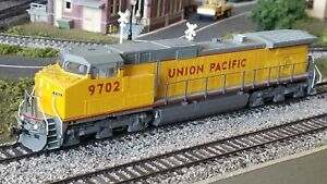Kato HO Union Pacific C44-9W DCC w/4-Speaker Sound Road #9702
