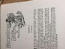 q2-a ephemera 1970 short story farmer cowper's pigs ross harvey