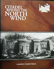 Citadel Beyond The North Wind - Legend RPG Module Published 2013 by Mongoose