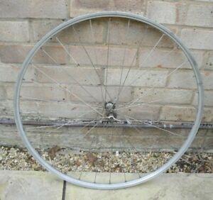 """Alumlite front wheel, 26"""", vintage"""