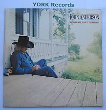 JOHN ANDERSON - I Just Came Home To Count The Memories - Ex LP Record Warner Bro