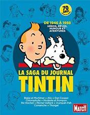 Albums BD Tintin, éditions originales