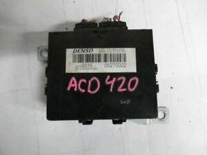 Transfer Case Module Fits 04-12 CANYON ISUZU I-290 I-350 I-370 COLORADO 24239016