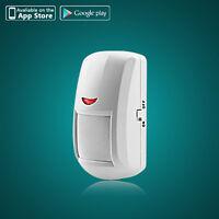 Wireless Alarm Door/PIR Senor Sensors RFID keypad Accessories GSM Alarm System