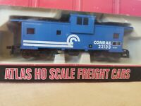 NIB.Atlas HO scale FREIGHT CAR #22133  CONRAIL. EXTENDED VISION CABOOSE #1903-1.