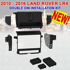 2010 - 2016 LAND ROVER LR4 DOUBLE-DIN INSTALLATION KIT INCLUDES INTERFACE HARNES