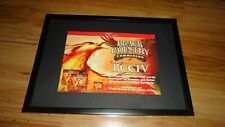 BLACK COUNTRY COMMUNION-framed original press release promo advert