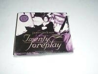 Janet Jackson - Twenty Foreplay CD Single with Poster (CD2) SEALED