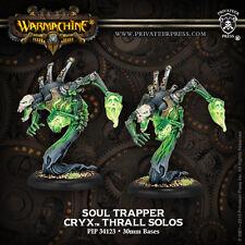 Warmachine: Cryx - Soul Trapper - Solo PIP 34123 NEW