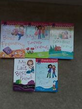 Friends For Keeps Books by Julie Bowe - Lot of all 5 Books! Great condition! SET