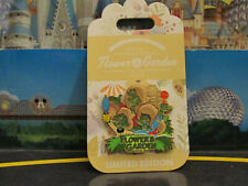 Disney 2018 Epcot Flower and Garden Festival -The Three Caballeros Topiary Pin