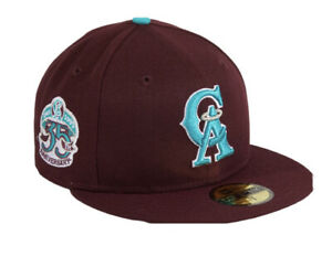 Hat Club Ice Cold Fashion, Los Angeles Angels 35th PATCH